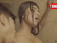 Hot Indian girl in sex video